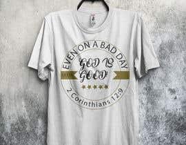#107 for Tshirt design needed af kmnuman