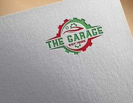 "#200 pentru Vintage Logo.  Name: ""The Garage"" / Est. 1985 Premium Quality/  NJ,USA          Use vintage retro font and create a sharp logo logo inside a shape as shown. Let's see what we can do. de către Akhy99"