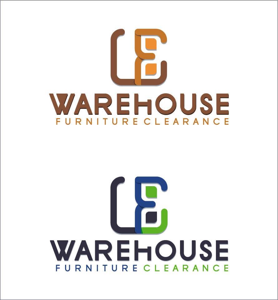 Bài tham dự cuộc thi #50 cho Design a Logo for Warehouse Furniture Clearance
