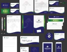 azahermia tarafından want business card , letter head & envelop design for my company için no 64