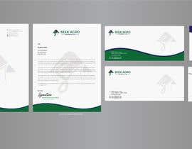 azahermia tarafından want business card , letter head & envelop design for my company için no 67