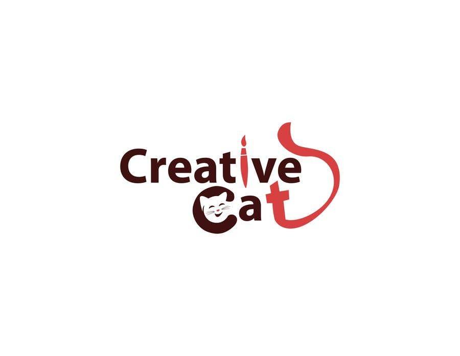 Penyertaan Peraduan #                                        43                                      untuk                                         Creative Logo for Creative cat