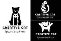 Graphic Design Entri Peraduan #26 for Creative Logo for Creative cat