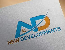 #210 untuk New Developments Logo oleh sifatahmed21a