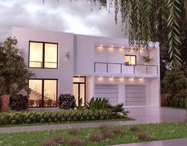 #38 for One house rendering by tamimibraahim