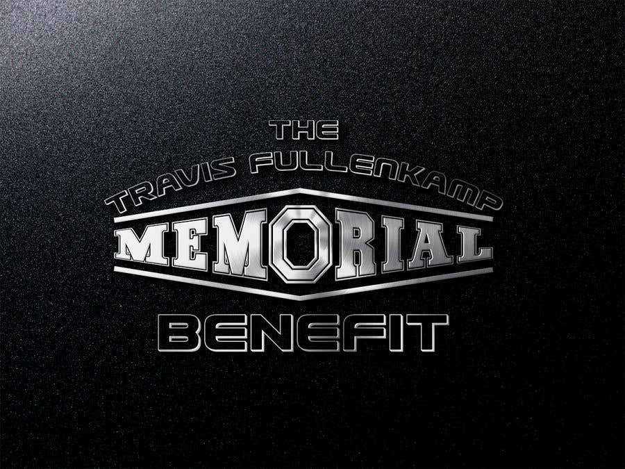 "Bài tham dự cuộc thi #                                        13                                      cho                                         The event name is ""The Travis Fullenkamp Memorial Benefit"".  The theme of this event is Ohio State. Please incorporate the attached file into the logo. Colors should be gray, white, black and red."