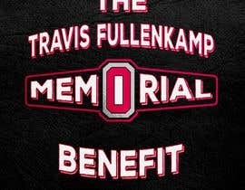 "#28 cho The event name is ""The Travis Fullenkamp Memorial Benefit"".  The theme of this event is Ohio State. Please incorporate the attached file into the logo. Colors should be gray, white, black and red. bởi akterlaily2005"