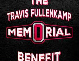 "#29 cho The event name is ""The Travis Fullenkamp Memorial Benefit"".  The theme of this event is Ohio State. Please incorporate the attached file into the logo. Colors should be gray, white, black and red. bởi akterlaily2005"