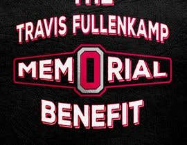 "#31 cho The event name is ""The Travis Fullenkamp Memorial Benefit"".  The theme of this event is Ohio State. Please incorporate the attached file into the logo. Colors should be gray, white, black and red. bởi akterlaily2005"