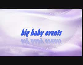 #21 untuk big baby events fashion presentations and competitions poole dorset uk oleh AbodySamy