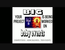 #6 untuk big baby events fashion presentations and competitions poole dorset uk oleh ArpitSingh777