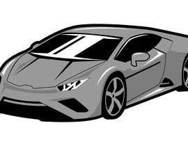 #5 для Create an illustration or a cartoon-ish car от wahyunugroho93