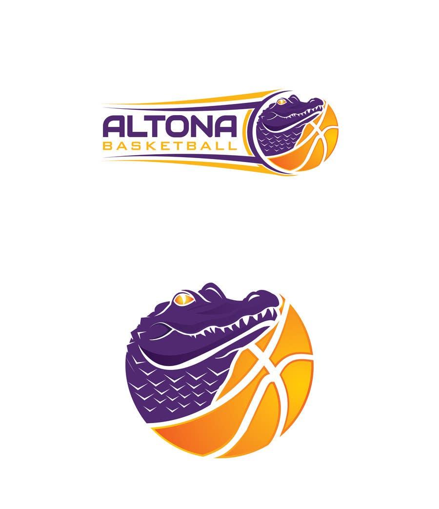 Konkurrenceindlæg #4 for Design a Logo for Basketball Association