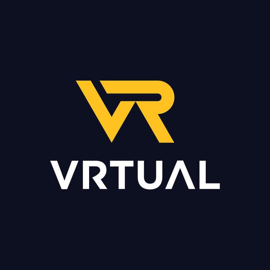 """Intrarea #                                        99                                      pentru concursul """"                                        logo for my business - VRtual                                     """""""