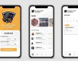 #78 untuk Redesign my mobile layout for my web app oleh aqmalinc