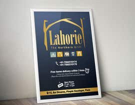 #34 cho Design a creative front page for a restaurant menu bởi abudabi3