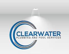 #254 untuk Logo for New Division of Residential Plumbing and Pool Service oleh mdshmjan883