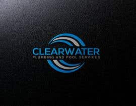 #592 untuk Logo for New Division of Residential Plumbing and Pool Service oleh hm7258313