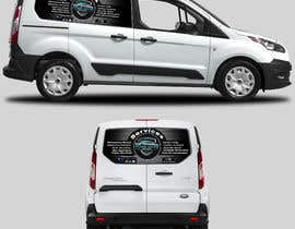 #7 для Need a Design made for my Van's Wrap от VasiArt
