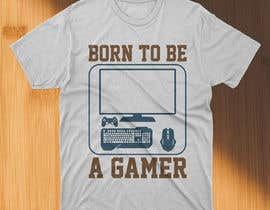 #130 for Gaming T-Shirt's af asifhassansabbir