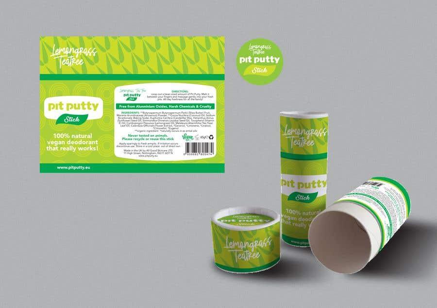 Penyertaan Peraduan #                                        10                                      untuk                                         Update our product packaging - graphic design