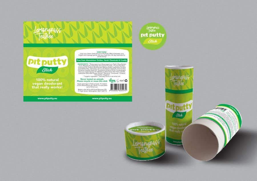 Penyertaan Peraduan #                                        13                                      untuk                                         Update our product packaging - graphic design