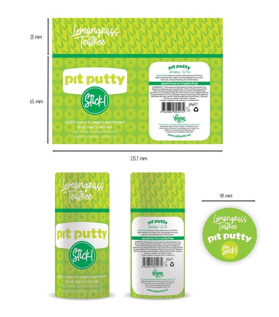 Penyertaan Peraduan #                                        12                                      untuk                                         Update our product packaging - graphic design