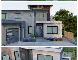 #48 para Contest to redesign home facade por afrozaakter04