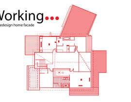 #6 para Contest to redesign home facade por ksohana00