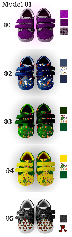 Contest Entry #                                        12                                      for                                         New Shoes design for Kids - Design 3-4 models