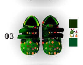 #12 for New Shoes design for Kids - Design 3-4 models by marinauri
