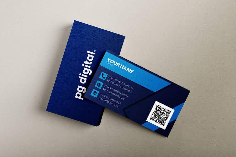 Bài tham dự cuộc thi #                                        110                                      cho                                         Business Card Design - PG
