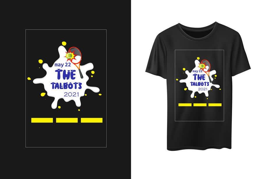 "Intrarea #                                        52                                      pentru concursul ""                                        Pickle Ball Wedding T Shirt Logo                                     """