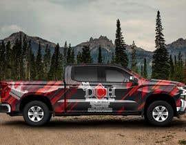 mekhter tarafından Vehicle Wrap Design DCH Enterprises için no 35