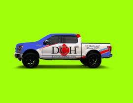 smd21580 tarafından Vehicle Wrap Design DCH Enterprises için no 37