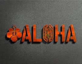 rmbijoy tarafından ALOHA team logo için no 481
