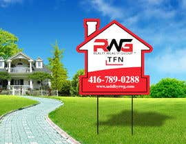 creativeabrar16 tarafından New Real Estate Signage! için no 36
