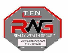 Nro 39 kilpailuun New Real Estate Signage! käyttäjältä oritosola