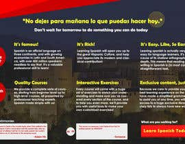 #13 for Online Spanish Course - Landing Page af adamnis