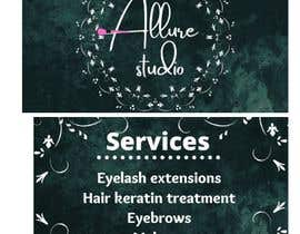 #385 untuk Beauty studio Logo and business card oleh Compliment1