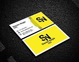 #42 untuk Nedd businees card design oleh Lucky56021
