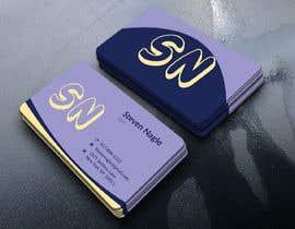 #70 untuk Nedd businees card design oleh qualifiedacademy