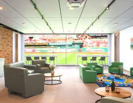 hailuiz13 tarafından Luxury Sport Suite Environment Rendering with our Soft-Seating Products için no 12