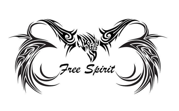 free spirit tattoo design freelancer. Black Bedroom Furniture Sets. Home Design Ideas