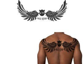 nº 34 pour Free Spirit tattoo design par Power5