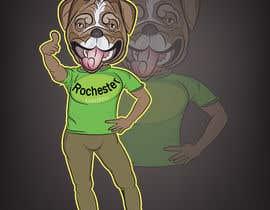 #63 for Mascot Dog Cartoon by ashvinirudrake13