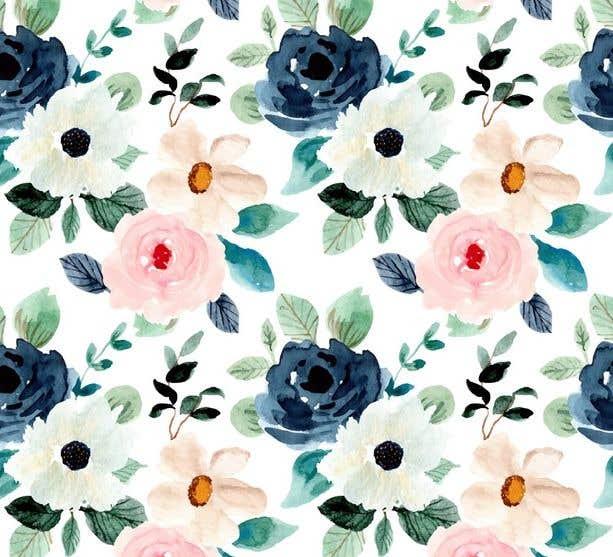 Bài tham dự cuộc thi #                                        19                                      cho                                         Flower Pattern