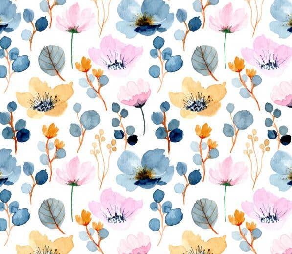 Bài tham dự cuộc thi #                                        24                                      cho                                         Flower Pattern