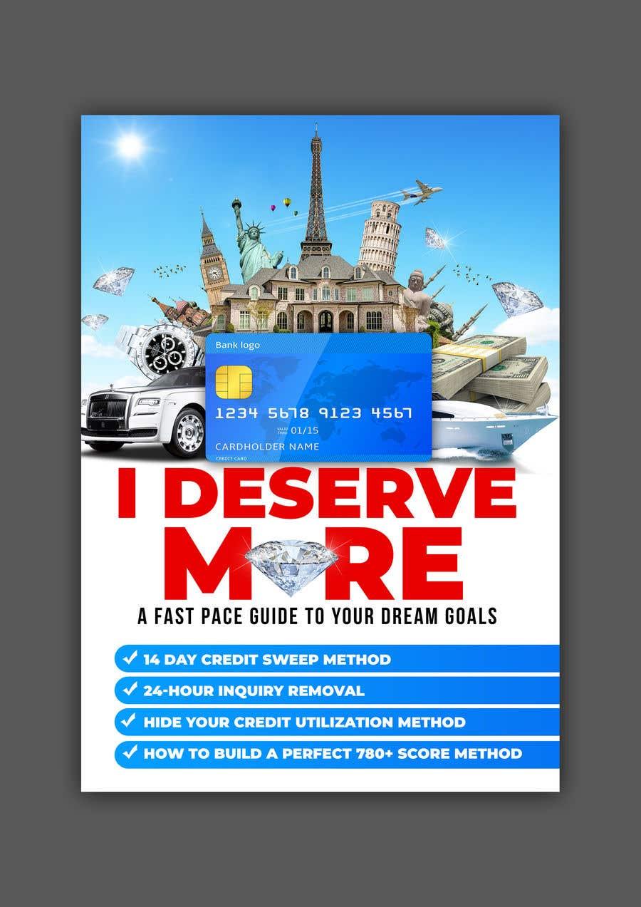 "Bài tham dự cuộc thi #                                        22                                      cho                                         Ebook Cover to ""I Deserve More"""