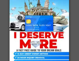 "#29 cho Ebook Cover to ""I Deserve More"" bởi freeland972"